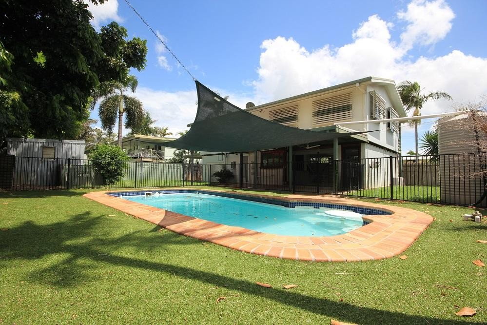 HIGH SET, FULLY AIR CONDITIONED, CENTRAL LOCATION  with POOL