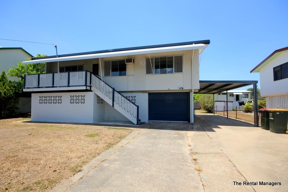 STUNNING HIGHSET CENTRALLY LOCATED with a DECK